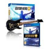 《Guitar Hero Live》PS4/Xbox One/WiiU版(配单吉他)