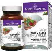 NEW CHAPTER 新章 One Daily 每日一片系列 男性綜合維生素(40歲以上,96片)
