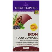 NEW CHAPTER 新章 Iron Food Complex 有機補鐵片 60粒