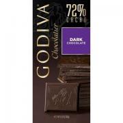 GODIVA 歌帝梵  72% CACAO 黑巧克力