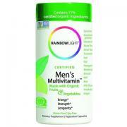 Rainbow Light 潤泊萊 Organic Multivitamin 男性有機綜合維生素