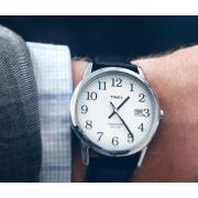 "TIMEX 天美时 T2H281  ""Easy Reader"" 时装腕表"