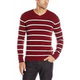 Levi's 李维斯 Winger Striped 男士V领针织衫