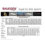 saucony Guide 8 男款次顶级稳定系跑鞋