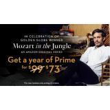 美国亚马逊 庆丛林中的莫扎特获奖 Prime年费特价