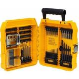 DEWALT得伟 DW2587 80-Piece 高端电钻工具箱