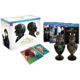 《神探夏洛克》全三季蓝光限量礼盒