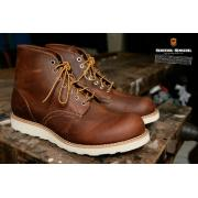 RED WING 红翼 Heritage 8152 男士真皮工装靴