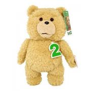Ted 2 Movie-Size Plush Talking Teddy Bear 长毛绒泰迪熊