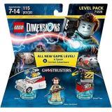 LEGO 乐高 71228 维度次元系列捉鬼敢死队升级包