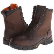 Timberland 添柏岚 PRO Excave Steel 男款8英寸高帮工装靴