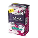 always Discreet Incontinence Liners 超薄护垫