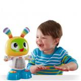Fisher-Price 费雪 Bright Beats Dance & Move BeatBo 益智跳舞机器人玩具