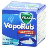 VICKS 维克斯 Vaporub Cough Suppressant 止咳舒缓膏