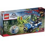 LEGO 乐高 侏罗纪世界 75916 双棘龙伏击