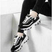 Skechers 斯凯奇 Sport D'Lites 女款复古休闲鞋