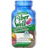 vitafusion Fiber Well Weight Management 纤体软糖
