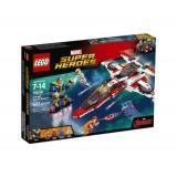 LEGO 乐高 Super Heroes系列 76049 复仇者太空计划