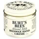 Burt's Bees 小蜜蜂 Beeswax Hand Creme 杏仁牛奶蜂蜜护手霜