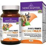 NEW CHAPTER 新章 One Daily 每日一片系列 男性綜合維生素
