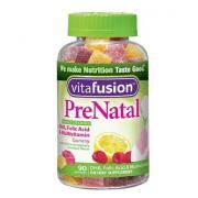Vitafusion Prenatal 维生素软糖 90粒