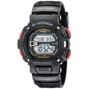 CASIO卡西欧G-SHOCK Mudman泥人系列G-9000-1V男士腕表