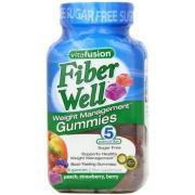 vitafusion Fiber Well Weight Management 纤体软糖