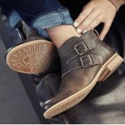 Timberland 添柏岚 Savin Hill Double Buckle 女式踝靴