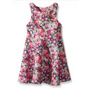 Juicy Couture  Printed Scuba Dress 女童装