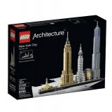 LEGO 乐高 21028 Architecture 建筑系列 New York City 纽约城