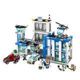 LEGO 乐高 60047 城市系列 警察总局