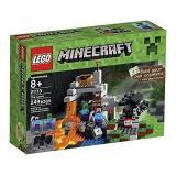 LEGO 乐高 Minecraft 我的世界 21113 The Cave 山洞