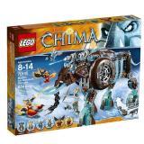 LEGO 乐高 Chima 气功传奇系列 70145 象女王的寒冰机器猛犸