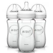 AVENT 新安怡 自然原生 寬口玻璃奶瓶