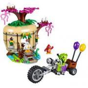 LEGO 乐高 Angry Birds 愤怒的小鸟系列 75823 百鸟岛鸟蛋劫案