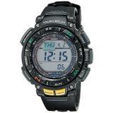 CASIO 卡西欧 探路者系列 PAG240-1CR 三传感器 多功能登山腕表