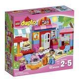 LEGO 乐高 DUPLO 得宝系列 10587 咖啡厅建筑玩具