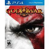 《God of War 3 Remastered》战神3 PS4重制版 盒装