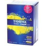 TAMPAX 丹碧丝 Pearl Plastic 珍珠塑管 卫生棉条 50条装