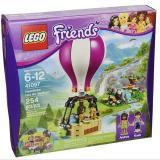 LEGO 乐高 Friends 好朋友系列 41097 心湖城热气球