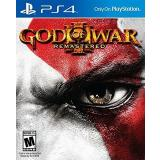 《God of War 3 Remastered》战神3 PS4重制版 盒装