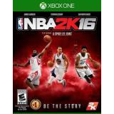 《NBA 2K16》Xbox ONE/PS4盒装版