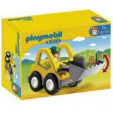 playmobil 摩比世界 6775 1.2.3 铲车