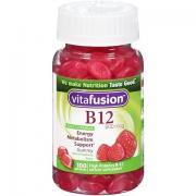 vitafusion Energy 维生素B12 小熊营养糖