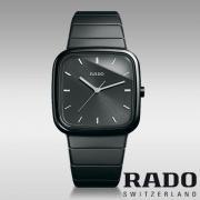 RADO 雷達 R5.5 皓星系列 R28888152 男士計時陶瓷腕表