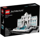 LEGO乐高 建筑系列特莱维喷泉 罗马许愿池