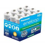 eneloop 爱乐普 BK-4MCCA12BA 高性能 镍氢充电电池