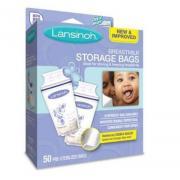 Lansinoh 母乳存储袋 50片