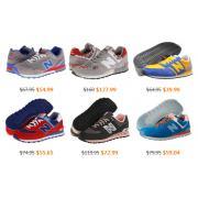 New Balance、Nike 等品牌运动鞋6PM最高享60% OFF