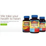 Walgreens:Nature Made 精选保健品买一送一+下单立减$2
